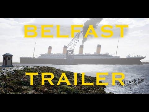 """IRISH EYES"" : Belfast Demo Trailer"