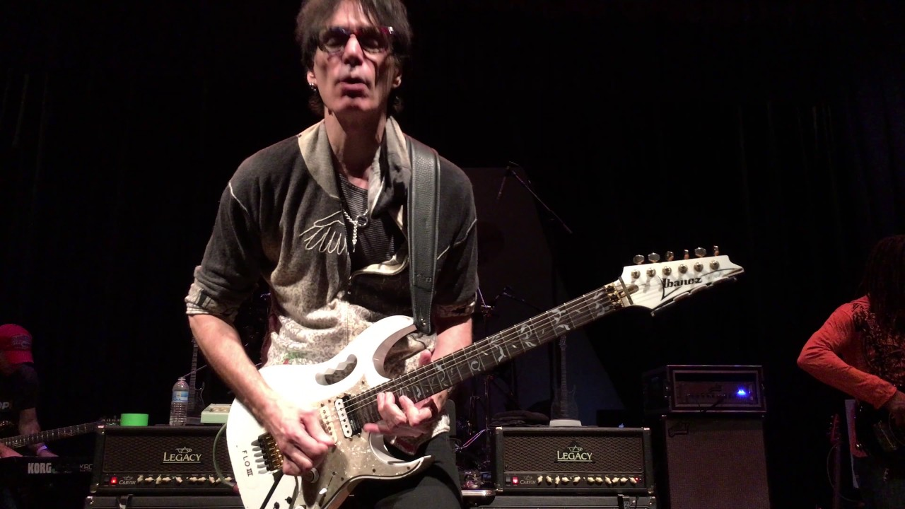 Steve Vai Videos : steve vai live at the vai academy 2017 for the love of god youtube ~ Russianpoet.info Haus und Dekorationen