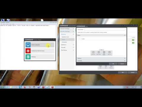 COMODO Internet Security Free 8.2.0.4978 - Review