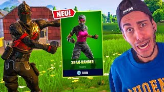 🔵 [STREAM VORBEI] GOOD MORNING 🔥 Cooler *NEW* SKIN! What should we do today? | Fortnite