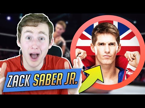 MMA FAN REACTS TO ZACK SABRE JR FOR THE FIRST TIME