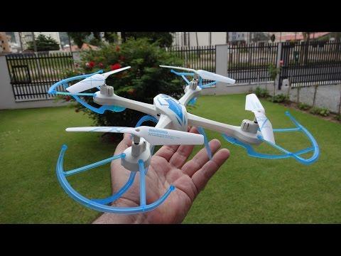 Tarantula 1505  / Tarantula Spider - Unboxing e Detalhes deste Quadricóptero / Drone (Português BR)