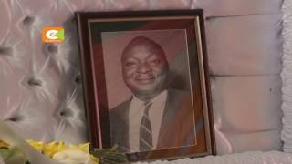Independent Kenya's first education minister laid to rest