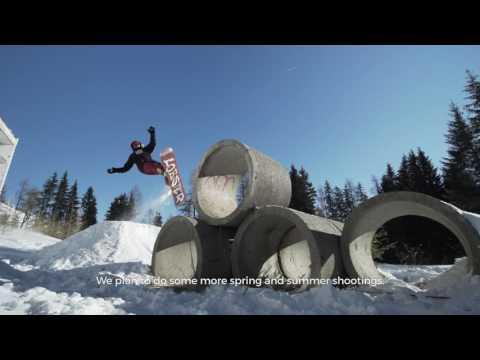 Hithit.cz - NEVER TOO LATE movie - český snowboardový film