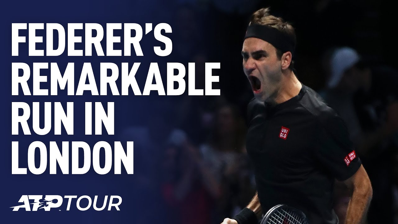 Roger Federer Recounts His Remarkable Nitto ATP Finals Runs In London