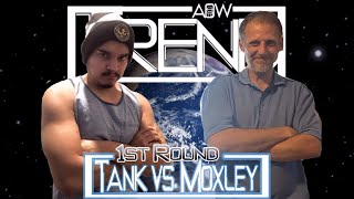 "1st Round Of #1 Contender For Brass Championship: Dean Moxley vs Frank ""The Tank"" (AOW: Trend)"