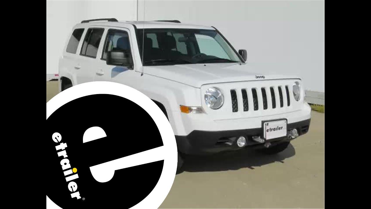 medium resolution of install trailer wiring 2014 jeep patriot pk11608 etrailer com