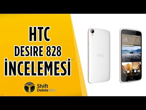 HTC Desire 828 İnceleme