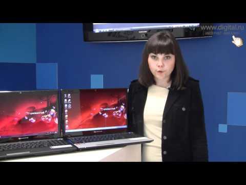 Видеообзор ноутбуков Packard Bell EasyNote TM81 и ТМ82