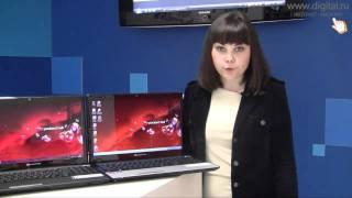 видео О! Обзор серии ноутбуков Packard Bell EasyNote-TS
