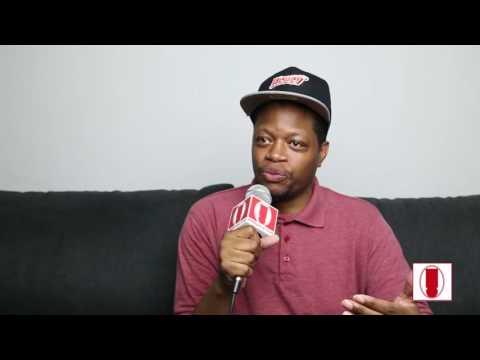 Ronald Savage Talks About Afrika Bambaataa And His Book.