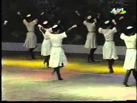 Azerbaijan National Dance