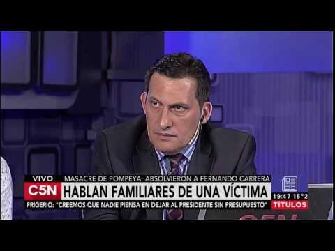 C5N - El Diario: Las victimas de la masacre de Pompeya