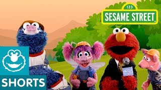 Sesame Street: 3 Little Pigs' House | Monster Fixers