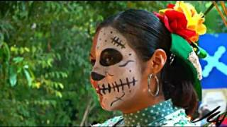 Day of the Dead in Mexico or Dia de los Muertos