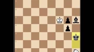 Шахматы.  Цугцванг, пат и спасение