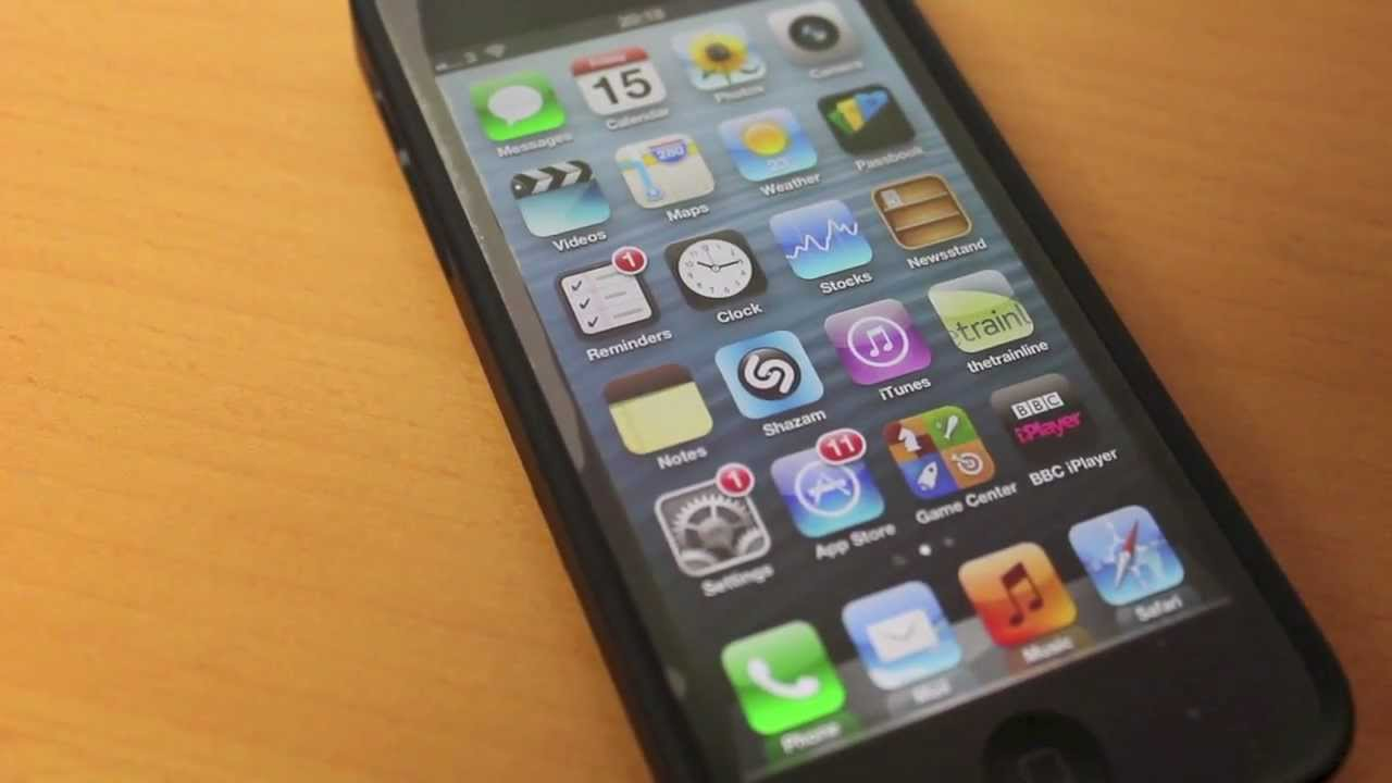 how to find own number iphone
