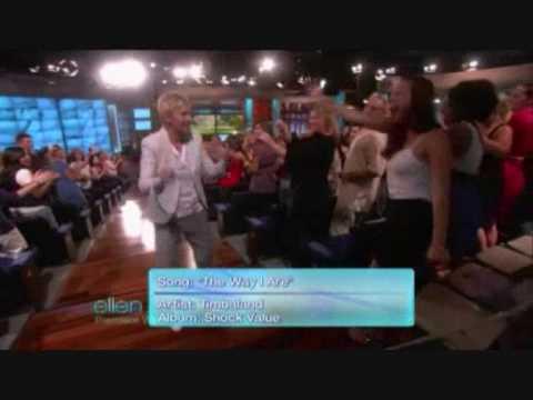 Ellen Degeneres dancing / Season 7 - YouTube