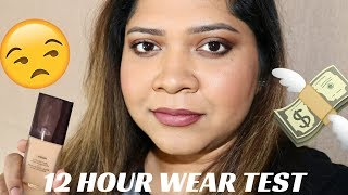"NEW Hourglass ""VANISH SEAMLESS"" Liquid Foundation - Review + 12 Hour Wear Test 