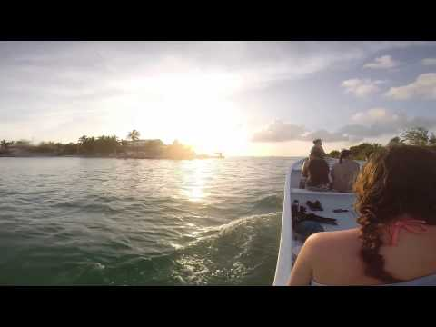Christmas with Frontier Belize