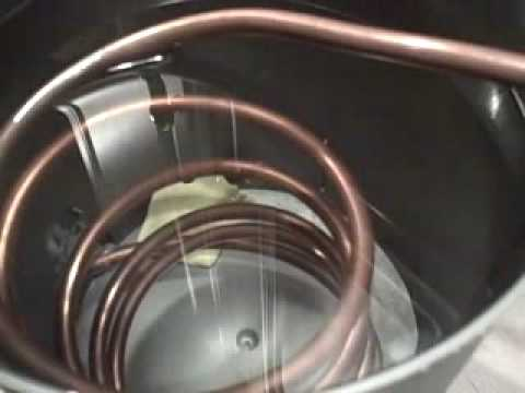 Homemade Internal Reflux Moonshine Still In Operation | Doovi