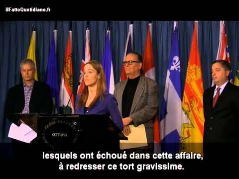 11-Septembre : Conférence de presse de 3 organisations à Ottawa