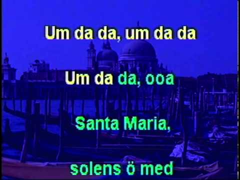 Santa Maria (karaoke)
