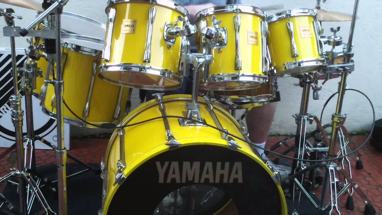 drum test yamaha rock tour custom youtube. Black Bedroom Furniture Sets. Home Design Ideas