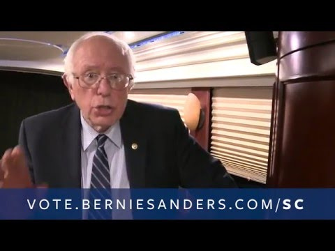 Get Out The Vote in South Carolina | Bernie Sanders
