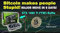 Bitcoin bull run started! No its a bear market, wait BTC is bullish! no its bearish. TA & NYSE crash
