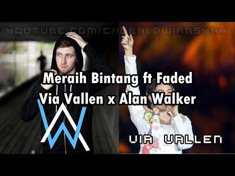 Meraih Bintang ft Faded - Via Vallen x Alan Walker Asian Games 2018
