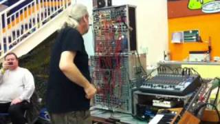 Ian Boddy at Synthfest part 1