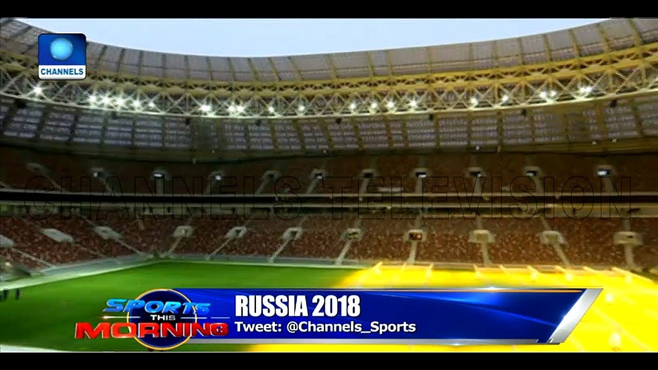 Analysing Russia's Preparedness Ahead Of 2018 World Cup Tournament |Sports This Morning|