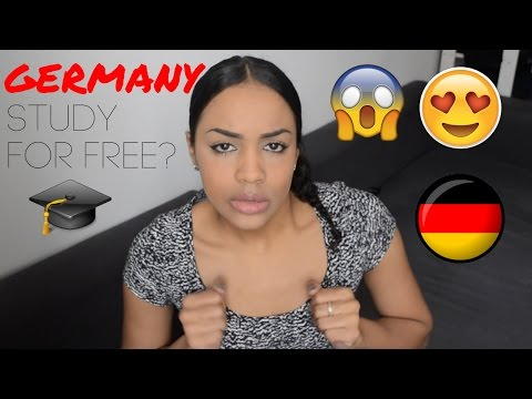 STUDYING IN GERMANY