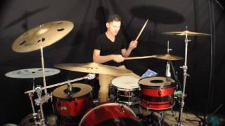 Fetty Wap-Trap Queen-Drum Cover
