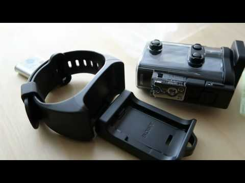 Sony AS50 Unboxing and Test Image Stabilization - aaaaaaaah ok!