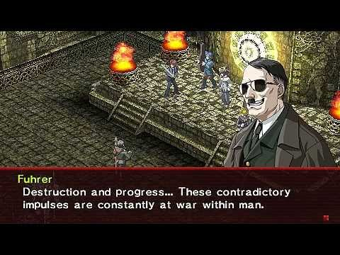 Image result for persona 2 hitler