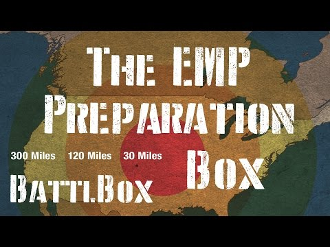 The EMP Preparation Box: BattlBox Mission 14