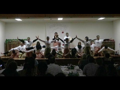 AIYEP 2016/2017 | Saman Dance at Adelaide Farewell Event