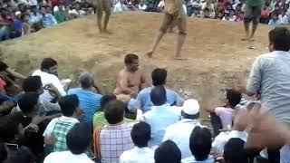 बाबर पहलवान की कुश्ती 2 सुनील  पहलवान babar pahelwan kushti sunil pahelwan kp love