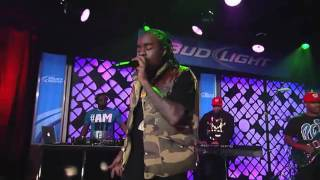 Wale - Performs Lotus Flower Bomb