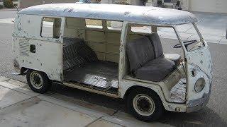 1965 VolksWagen Type 2 Kombi Full Body, Drive Train and Engine Restoration Project