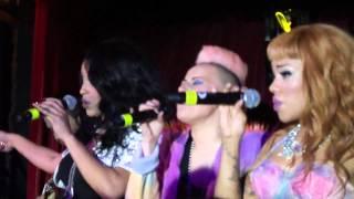 Stooshe - Kiss Chase - Proud Cabaret