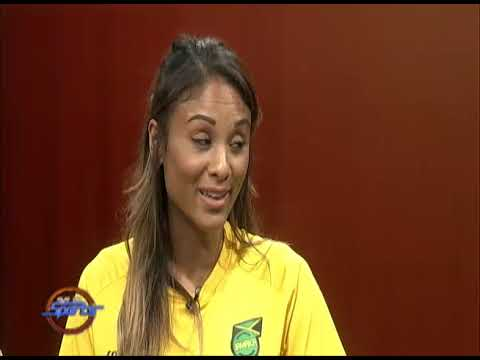 Jamaica's Reggae Girls (TVJ Eye On Sports) - August 23 2018