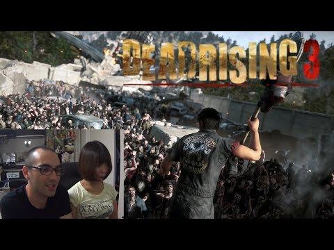 JAPONESA GAMER: Dead Rising 3 - Manami psicopata de zombies