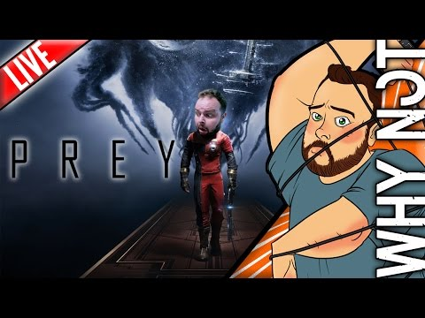 Prey PC   F these aliens in the A   LIVE Gameplay