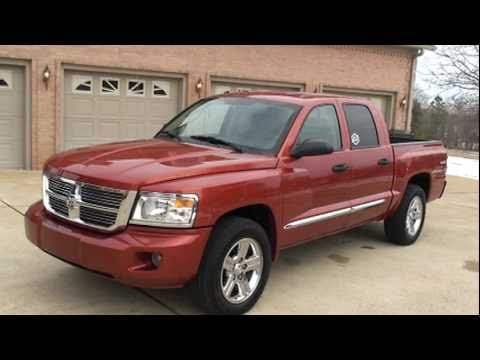 2008 dodge dakota extended cab v8
