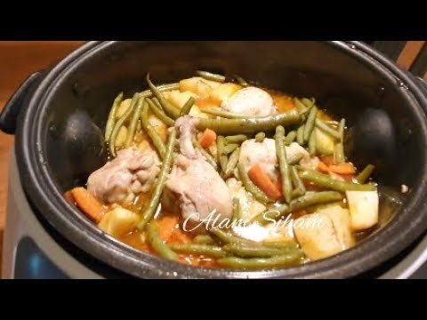 recette-autocuisto-/-mijoté-de-poulet-aux-légumes