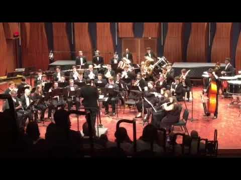 WCSU Wind Ensemble #5