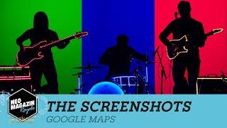 "The Screenshots - ""Google Maps"" | NEO MAGAZIN ROYALE in Concert - ZDFneo"